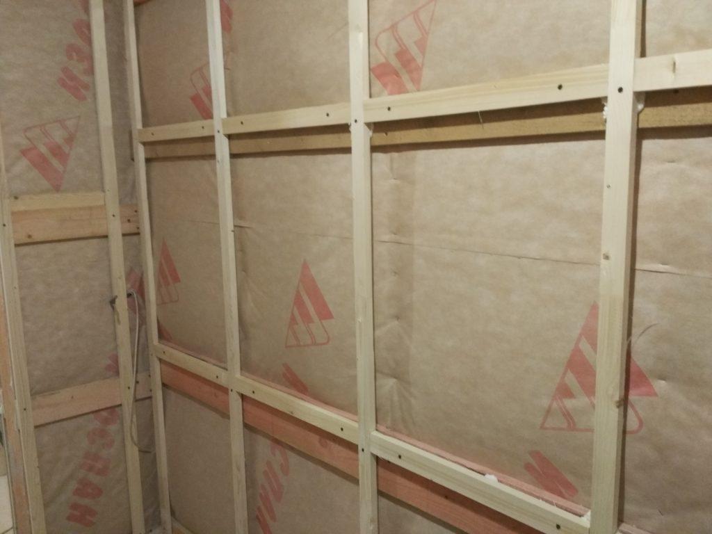 Подготовка стен под ГКЛ